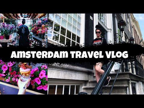 WAS PASSIERT IST ! in Amsterdam - Kim Nala