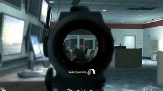 """Call of Duty 4: Modern Warfare 1"", walkthrough on Veteran, Act 1: Mission 2 - Charlie don't Surf"