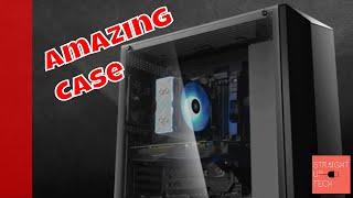 Deepcool Earlkase RGB Tempered Glass ATX Case