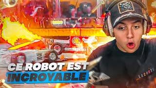 ENCORE ET TOUJOURS PLUS DE COMBAT DE ROBOT ! (j'aime trop)