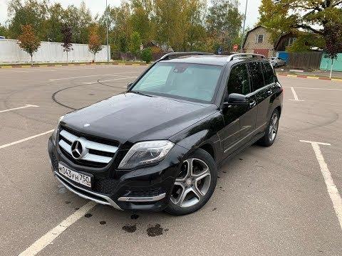 Mercedes-Benz GLK 220TDI (X204) / все же мерседес