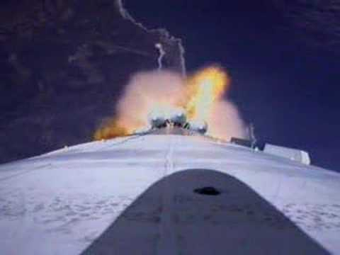 Rocket Launch from on-board camera - YouTube