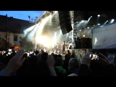 Max Herre Kahedi Radio Tour 2014 Chemnitz - Rap ist