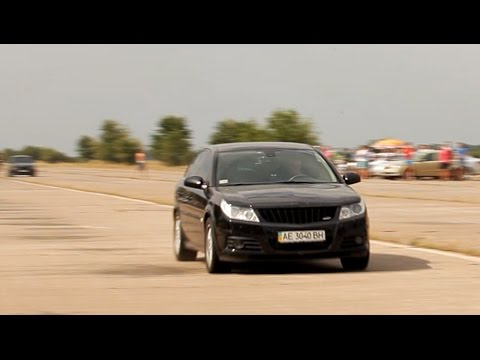 Vauxhall Vectra 2.8T VXR Vs Audi 3.0TDI Vs BMW 535d Vs BMW 540 Vs BMW 530 (drag Racing)