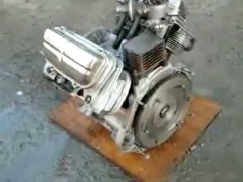 мой двигатель заз 968