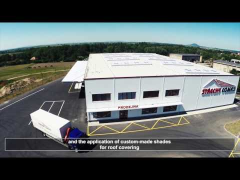 COMAX ROOFS, METAL TRADE COMAX, a.s., Czech Republic