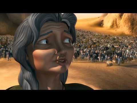 Мультфильм моисей и 10 заповедей смотреть онлайн
