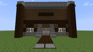 Minecraft Pc,Xbox,Ps3 5 Ways You can Improve Your House With Redstone (Survival Friendly)
