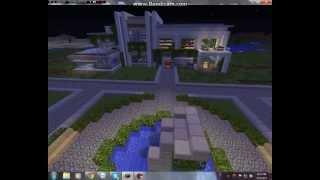 modern minecraft town hall