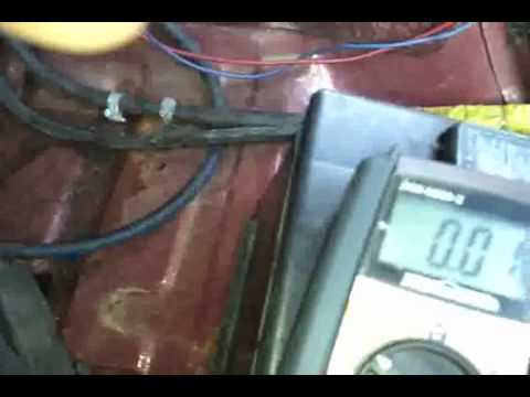 ford alternator how to wire ford alternator how to wire