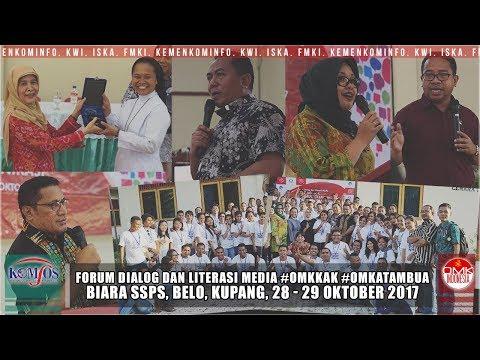 Forum Dialog dan Literasi Media - Kupang