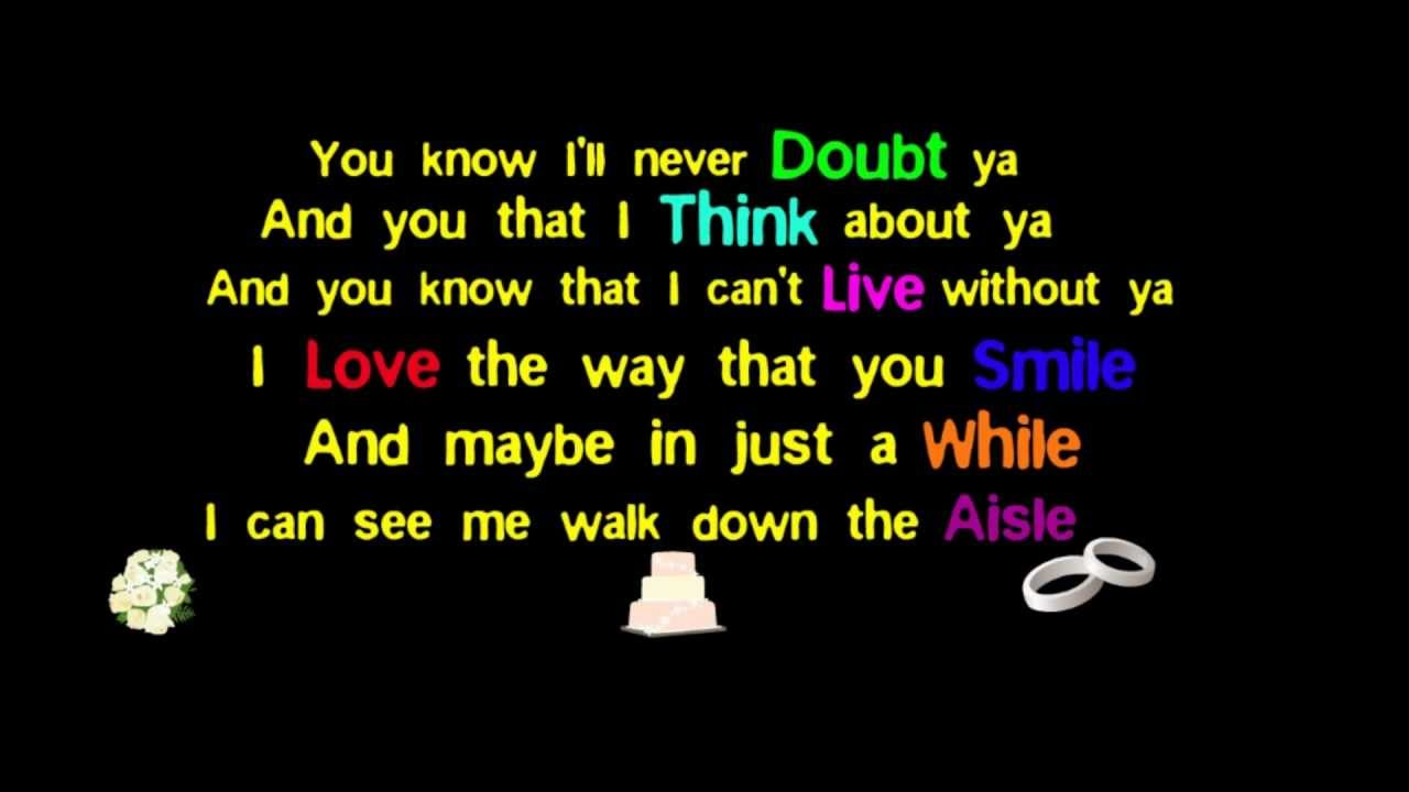 Perfect Two (Acoustic) Lyrics