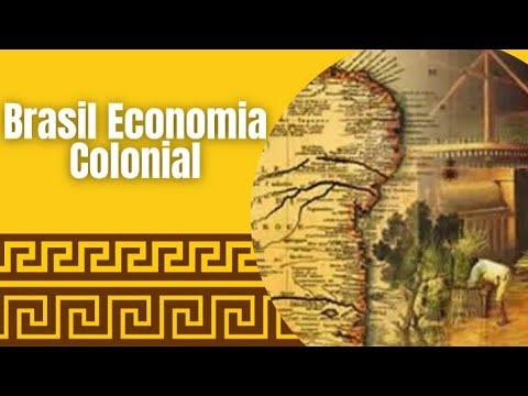 Brasil - Economia Colonial - YouTube