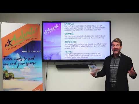 Accelerate: Destination to Success Promo Announcment
