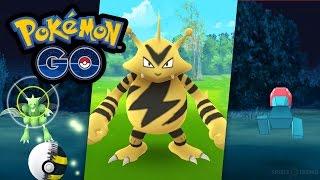 Seltene Pokémon ohne PokéVision fangen (Sichlor, Elektek, Porygon) | Let's Play Pokémon GO #014