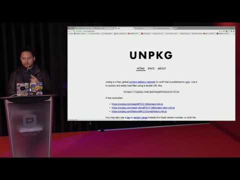 Lightning Talk: Minions CSS Framework by Michael Chan