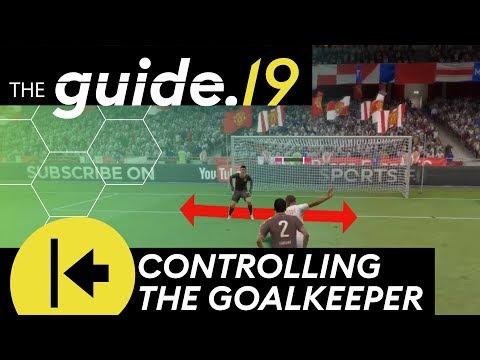 FIFA 19 Goalkeeping tutorial - fifaaddiction com