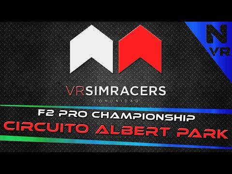 Assetto Corsa - F2 PRO CHAMPIONSHIP (Circuito ALBERT PARK)
