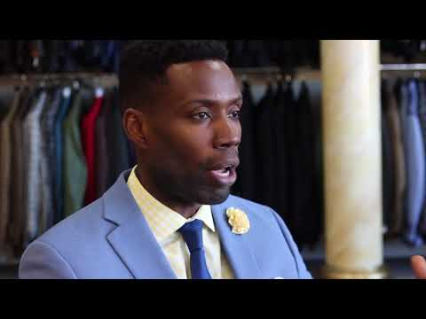 The Dapper Luq | S1 Ep3 | Upscale Men's Fashion in Norfolk