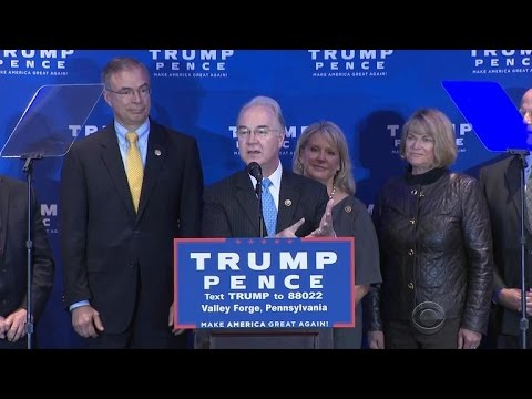 Mnuchin, Price and Chao join the Trump Cabinet