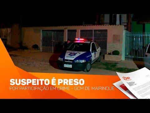 Polícia Civil prende um dos assassinos do subcomandante em Mairinque - TV SOROCABA/SBT