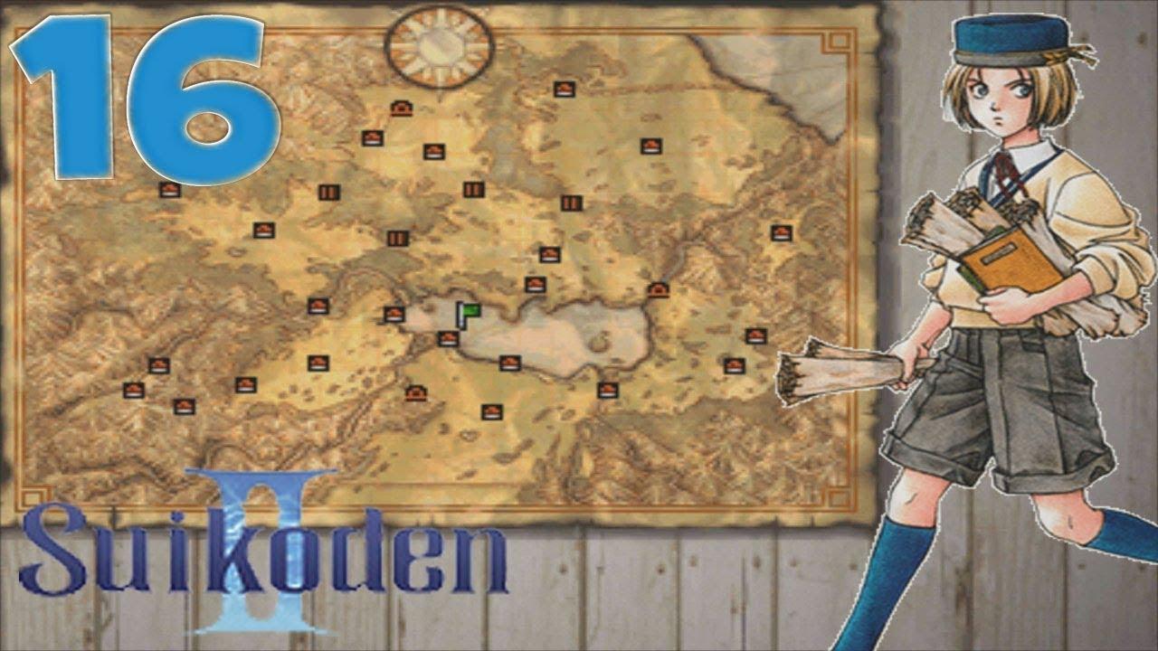 Suikoden 2 (16) Cara Mendapatkan Map