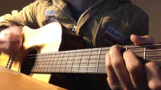 [Hòa Minzy] Tự nhiên buồn guitar cover by meizan