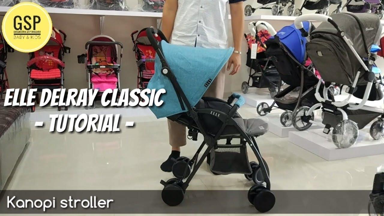 Harga Stroller Pliko Roda 3 - Stroller