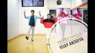 Baixar Proper Patola Dance Choreography By Vijay Akodiya