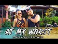 At My Worst by PINK SWEAT Tekno Remix DJ Reynolds | ZUMBA | Joan And Ernest | Dance Fitness