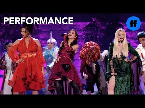 """I Put A Spell On You"" By Dove Cameron, Sofia Carson & Jordin Sparks  