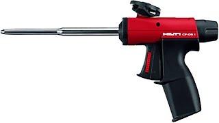 Обзор на HIILTI CF DS 1 пистолет для монтажной пены