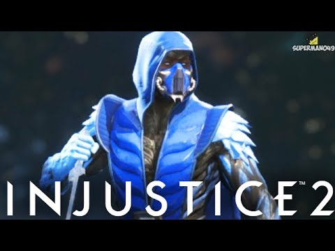 Injustice 2: NEW Sub-Zero Patch! Batman, Atrocitus Changes & More! (Injustice 2 July Patch)