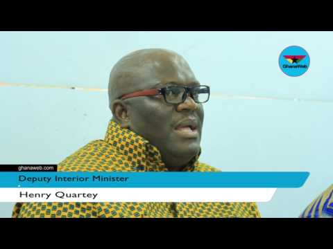 Fight against galamsey not a 9 day wonder – Deputy Interior Minister