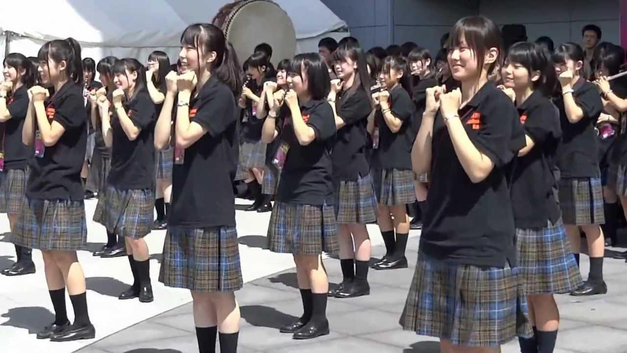 Everyday、カチューシャ 岡山学...