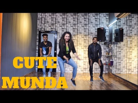 CUTE MUNDA | SHERRY MANN |Lyrical Bhangra | bhangra choreography THE DANCE MAFIA