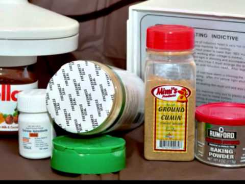 Manual Induction sealer for bottle/container cap