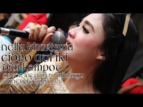 Cidro - Didi Kempot Cover By Nella Kharisma