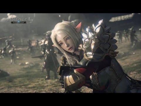 Game, jjjXD3.21 : Dark Elf vs Elf - Video Game Cinematic Trailers 1080p HD