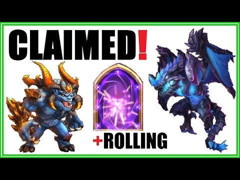Claiming DESTROYER And ARCTICA! Castle Clash