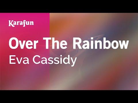 Karaoke Over The Rainbow - Eva Cassidy *