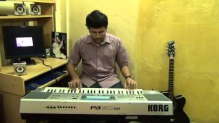 Pal Pal Har Pal Lage Raho Munna Bhai 2006 Instrumental By Pramit Das on Keyboard