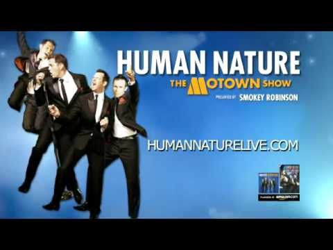 Human Nature The Motown Show On Tour!