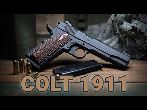 Guns.com Unboxing Studio Presents: Colt 70-Series 1911