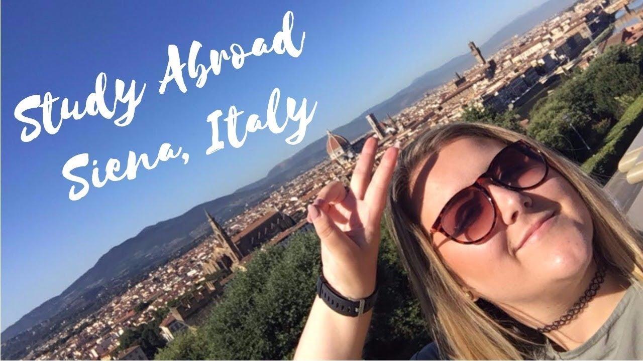 Utk Study Abroad In Siena Italy 2017 Youtube