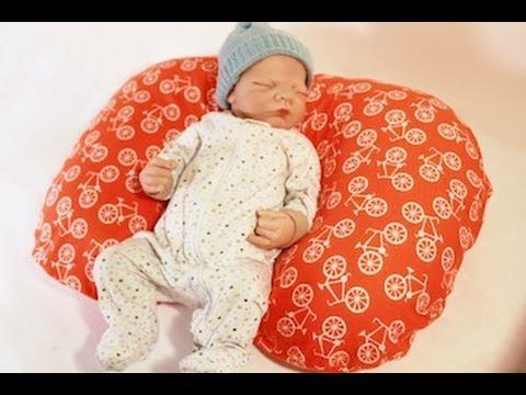 sew a poppy pillow slipcover free pattern fits boppy