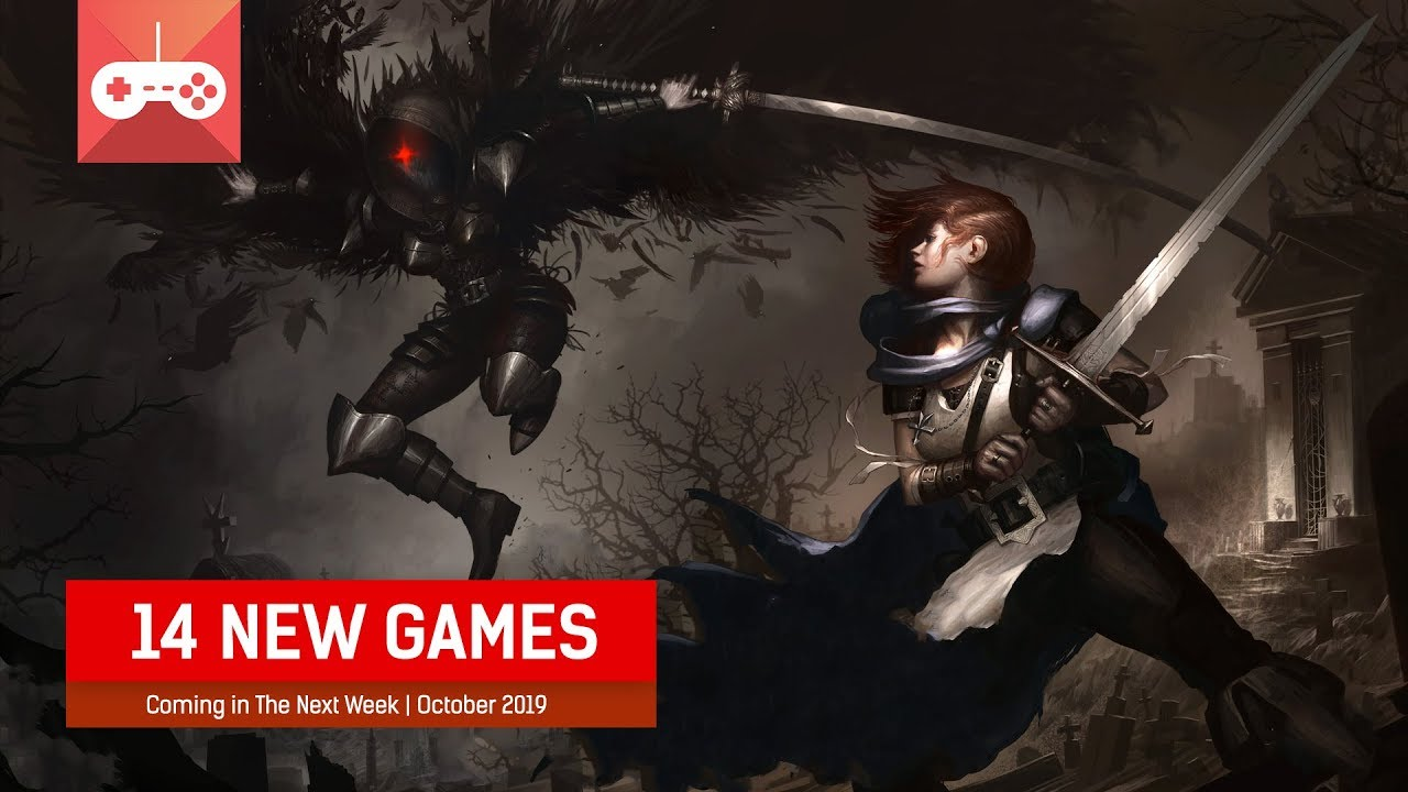 14 New Nintendo Switch Games Coming In The Next Week | Wk 3 October