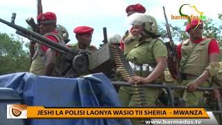 RPC MWANZA AWAONYA WATAKAO JARIBU KUANDAMANA