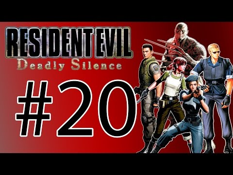 Resident Evil: Deadly Silence - Finale (Chris Rebirth)