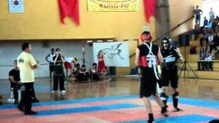 Kung-Fu - Ramon Sá - Sanshou 1ºRd.